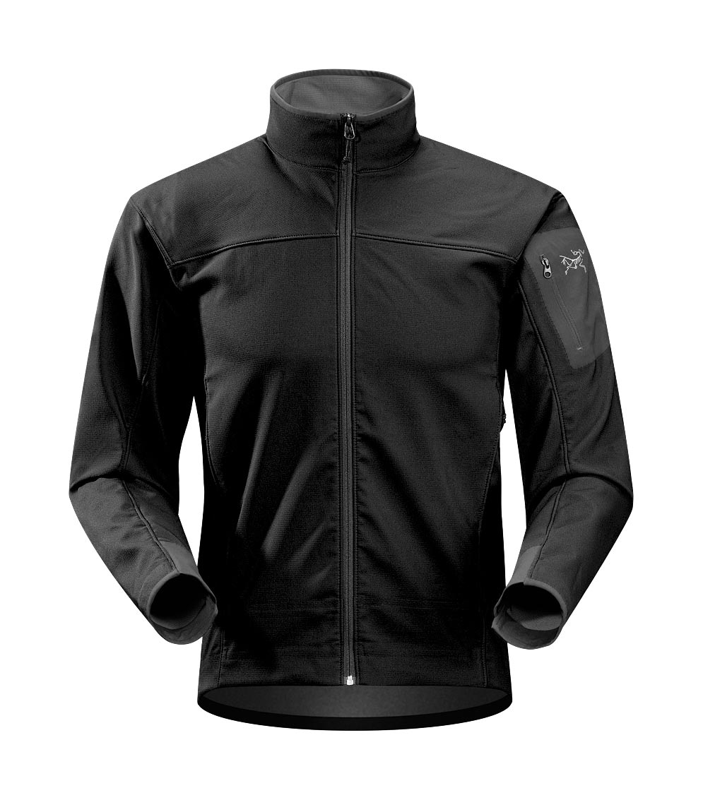 Arcteryx Black Epsilon AR Jacket